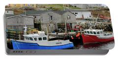 Peggy's Cove, Nova Scotia Portable Battery Charger
