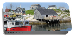 Peggy's Cove, Nova Scotia Portable Battery Charger
