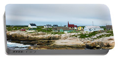 Peggy's Cove Shoreline Portable Battery Charger