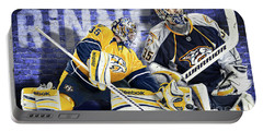 Pekka Rinne IIi Portable Battery Charger