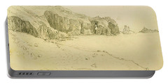 Pele Point, Land's End Portable Battery Charger by Samuel Palmer
