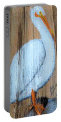 Pelican Portable Battery Charger by Ann Michelle Swadener