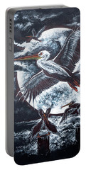 Pelican Moon Portable Battery Charger by Scott and Dixie Wiley