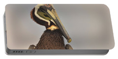 Pelican  Portable Battery Charger by Nancy Landry
