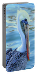 Pelican Pose Portable Battery Charger by Shoal Hollingsworth
