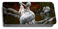 Pelicans Portable Battery Charger