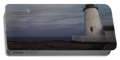 Pemaquid And Full Moon Portable Battery Charger