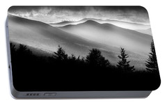 Portable Battery Charger featuring the photograph Pemigewasset Wilderness by Bill Wakeley