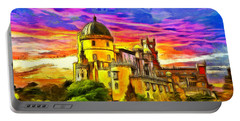 Pena National Palace - Da Portable Battery Charger