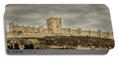 Penafiel Castle, Spain. Portable Battery Charger