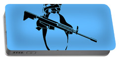 Penguin Soldier Portable Battery Charger