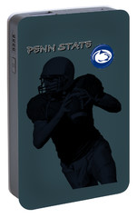 Penn State Football Portable Battery Charger by David Dehner