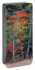 Pennsylvania Laurel Highlands Autumn Portable Battery Charger by John Stephens