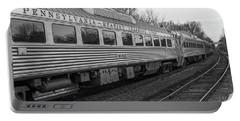 Pennsylvania Reading Seashore Lines Train Portable Battery Charger