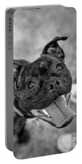 Penny - Dog Portrait Portable Battery Charger
