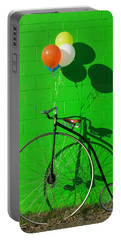 Penny Farthing Bike Portable Battery Charger