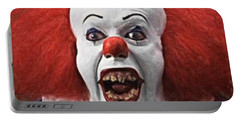 Pennywise The Clown Portable Battery Charger