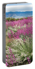 Penstemon At Black Hills Portable Battery Charger