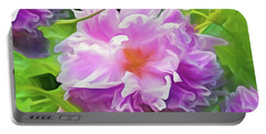 Peony Cluster 7 Portable Battery Charger