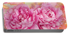 Peony Fiesta Portable Battery Charger