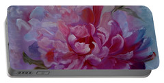 Peony Love Portable Battery Charger