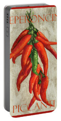 Peperoncini Piccanti Portable Battery Charger