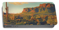 Desert Sunset Portable Batteries Chargers