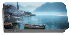 Perast Montenegro Portable Battery Charger