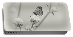 Perched Butterfly No. 255-2 Portable Battery Charger