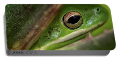 Frogy Eye Portable Battery Charger