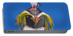 Percy The Penguin Portable Battery Charger