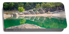 Perdernales Falls Portable Battery Charger