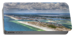 Perdido Pass Aerial 3029 Portable Battery Charger