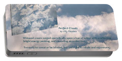 Perfect Clouds Portable Battery Charger