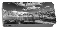 Portable Battery Charger featuring the photograph Perfect Lake At Mount Baker by Jon Glaser