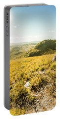 Picture Perfect Pastures Portable Battery Charger