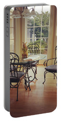 Portable Battery Charger featuring the photograph Perfect Spot by Ester Rogers