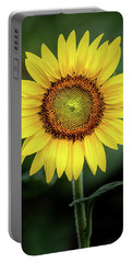 Perfect Sunflower Portable Battery Charger