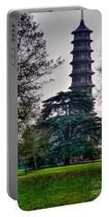 Pergoda Kew Gardens Portable Battery Charger