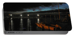 Perkins Pier Sunset Portable Battery Charger