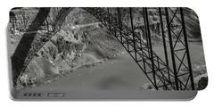 Perrine Bridge, Twin Falls, Idaho Portable Battery Charger