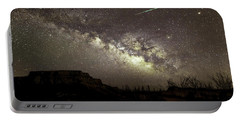 Perseids Milky Way Portable Battery Charger