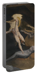 Perseus Slaying The Medusa Portable Battery Charger