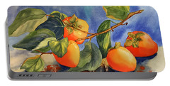 Persimmons Portable Battery Charger