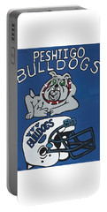 Peshtigo Bulldogs Portable Battery Charger