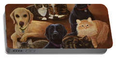 Pet Circle Of Life Portable Battery Charger