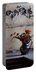 Petals And Peeling Paint - Preston Castle Portable Battery Charger