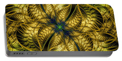 Petals Of Life Portable Battery Charger