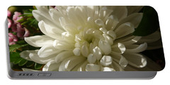 Petals Profusion Portable Battery Charger