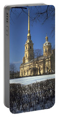 Peter And Paul Cathedral Portable Battery Charger